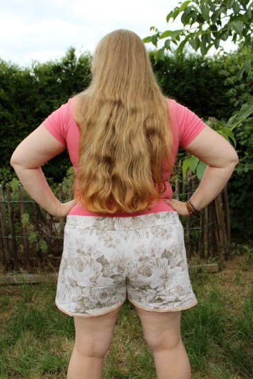 Tess Tulip Shorts Bella Sunshine Designs