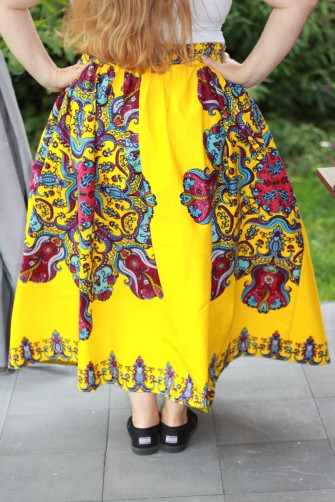 Arabella Skirt Rebecca Page
