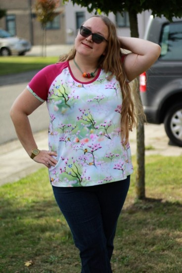 Bella Sunshine Designs Reagan Raglan