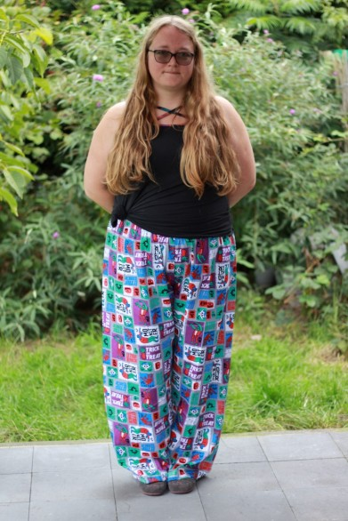 Walk the Plank PJ Bottoms Patterns for Pirates