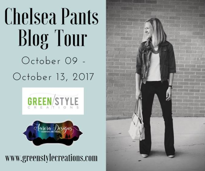 Chelsea Pants Greenstyle Creations