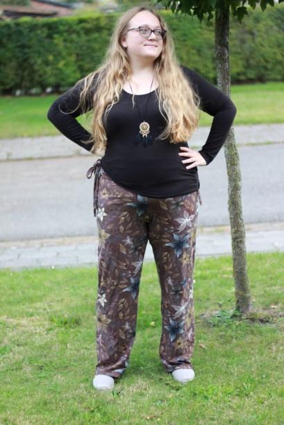 Pippa Pants Rebecca Page