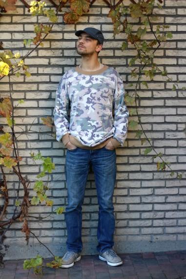 Hubert Hoodie Wardrobe by me