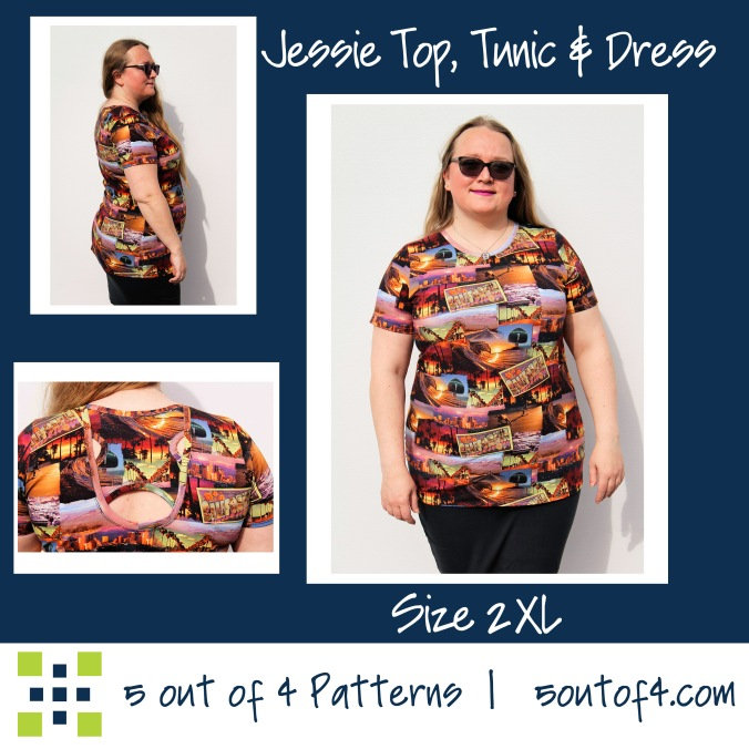 5oo4 Jessie Size 2XL