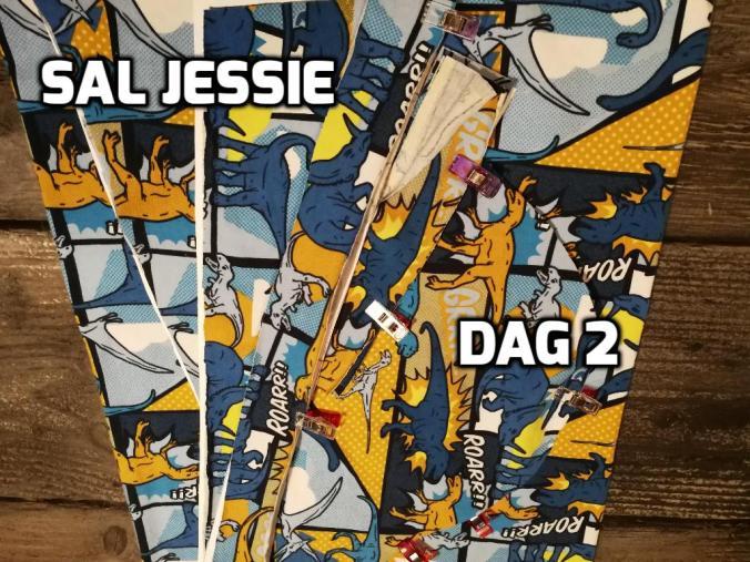 SAL JESSIE DAG 2