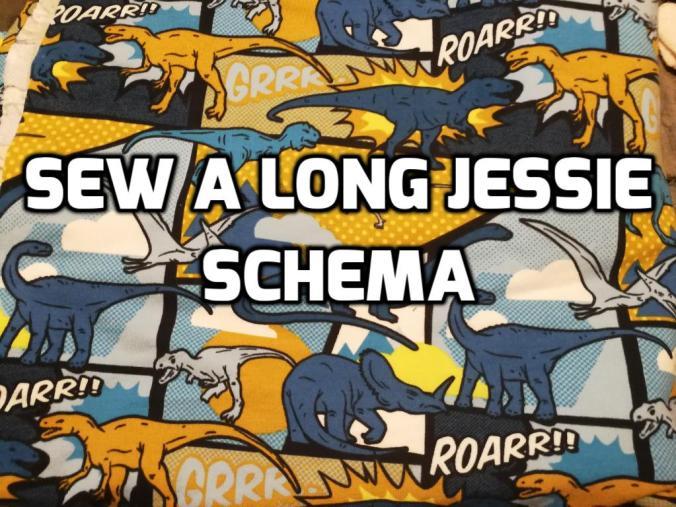 Sew A Long Jessie Atelier in't Leerke