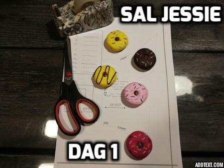 SAL Jessie Dag 1