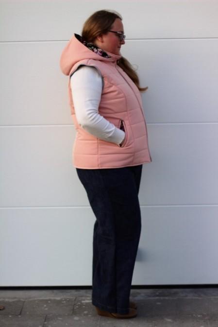 Riley Vest Rebecca Page