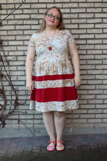 Bella Sunshine Designs Clementine Dress