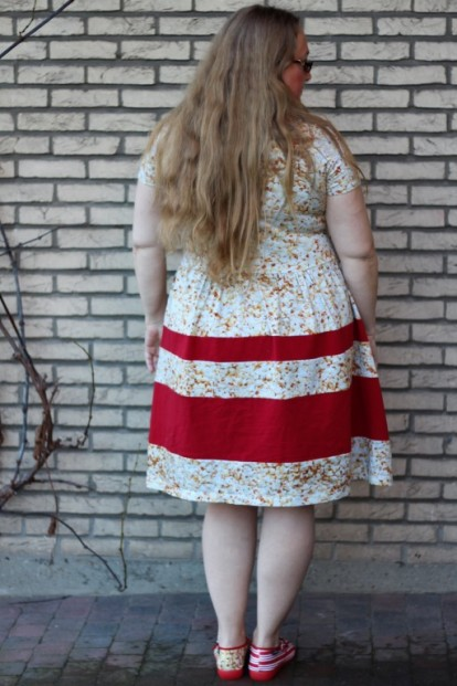 BeBella Sunshine Designs Clementine Dress