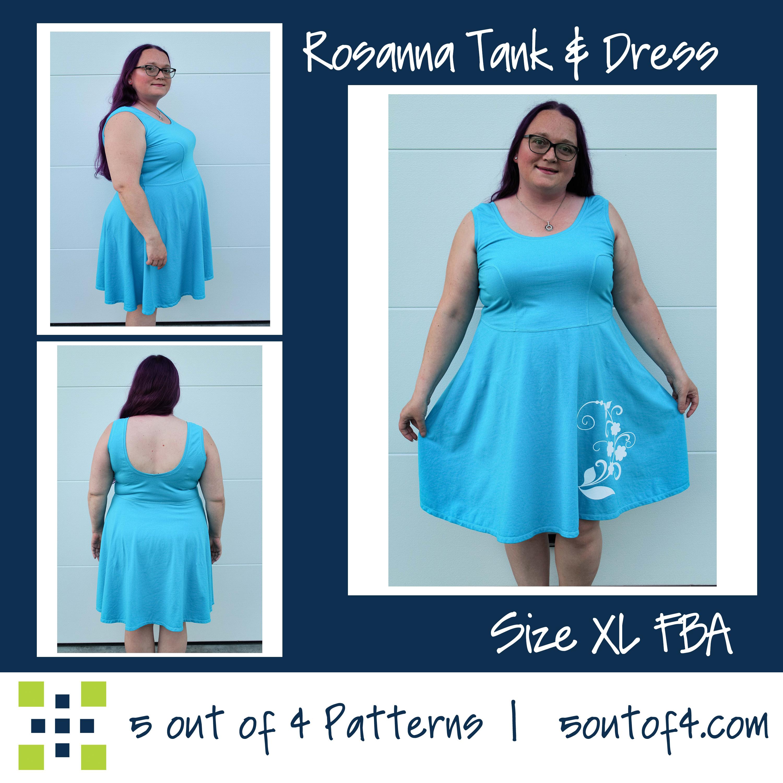 5oo4 Rosanna Size XL FBA (5)