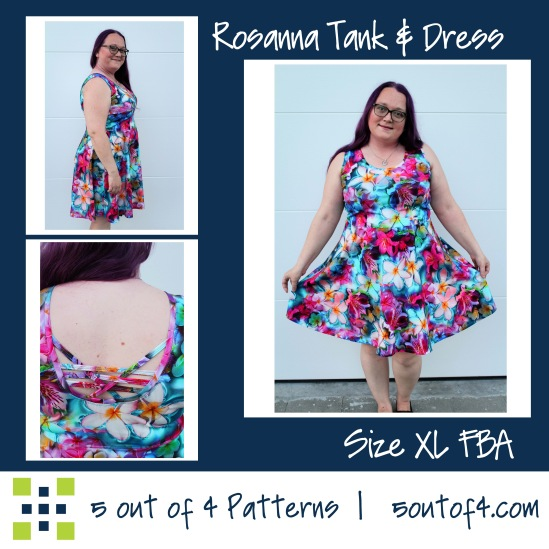 5oo4 Rosanna Size XL FBA