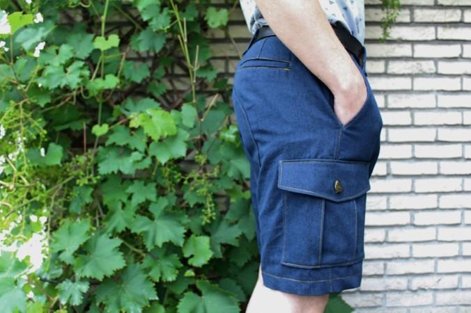 Men's Cargo Pants Wardrobe By Me