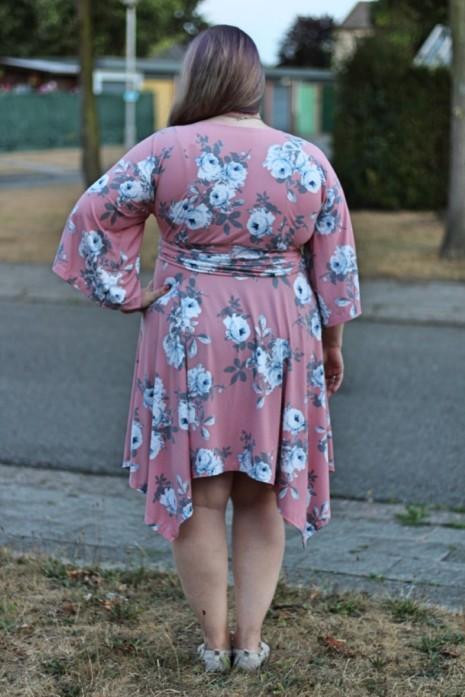 Kimono Dress Halla