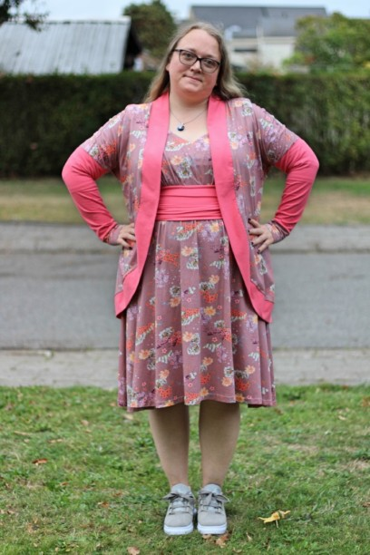 Autumn Cardigan Halla Patterns