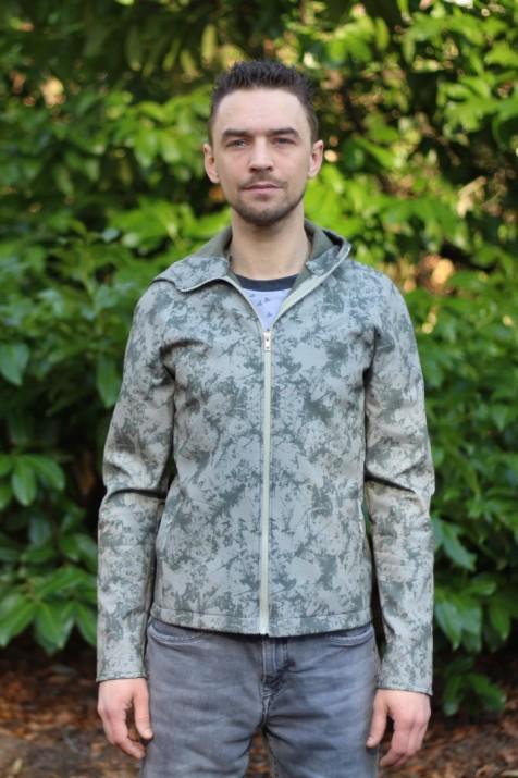 Men's Fleece Jacket Wardrobe By Me