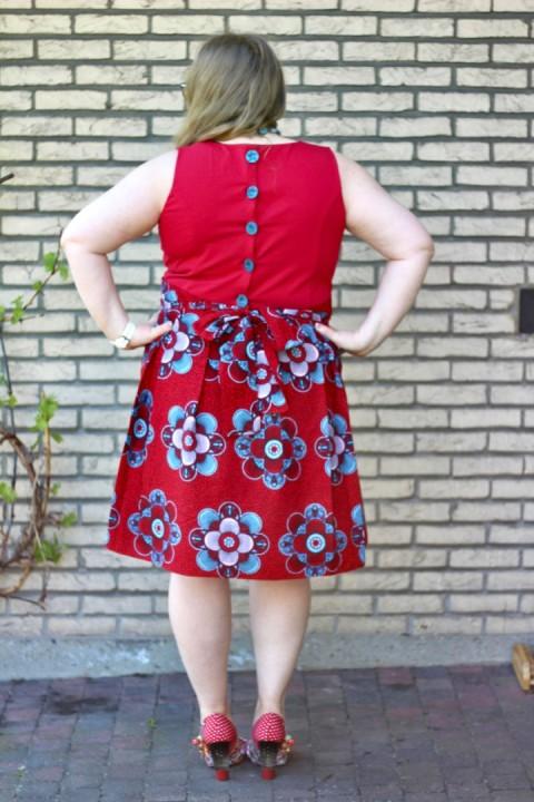 5oo4 Women_s Layla Dress size 14fba 20 waist 5 (Groot)