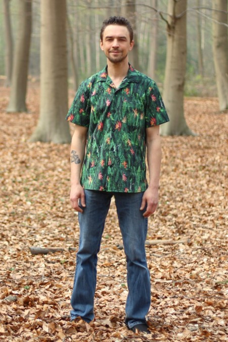 Wardrobe By Me Tropical Shirt