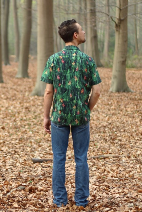 Wardrobe By Me Tropical Shirt