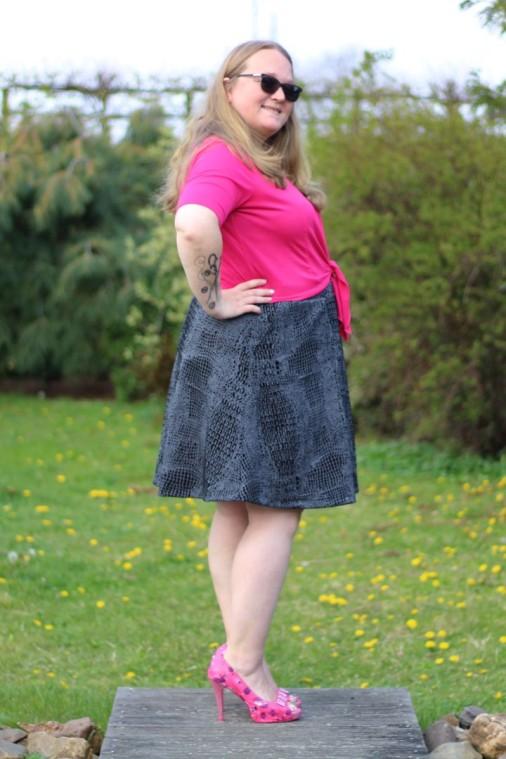 Linea A Line Skirt Wardrobe By Me