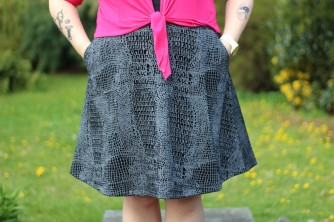 Linea A-Line Skirt Wardrobe By Me