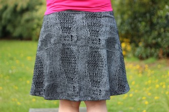 Linea A-Line Skirt Wardrobe By Me