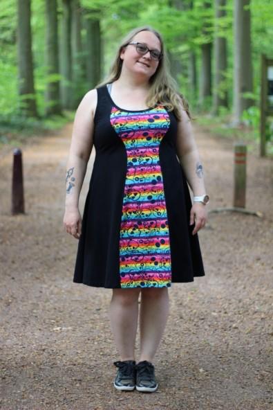 Hourglass Dress Made By Runi