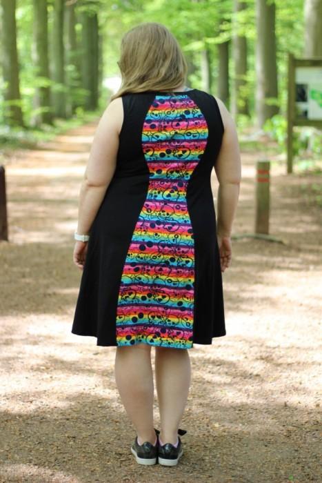 Hourglass Tank Top Dress