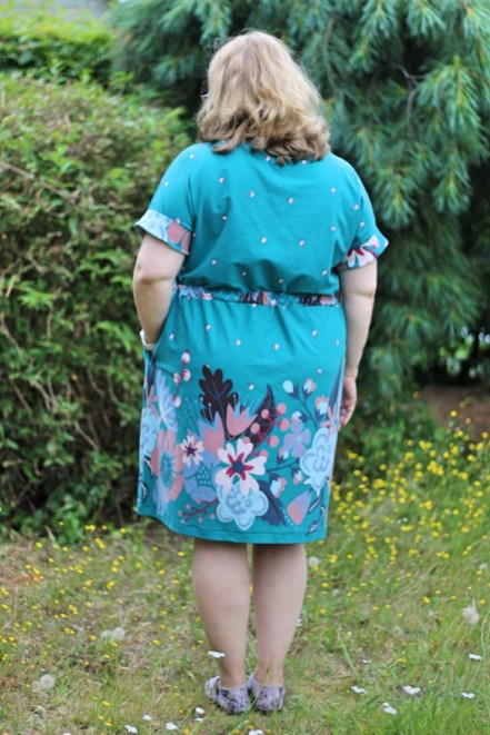 Zoë top & dress Sinclair Patterns