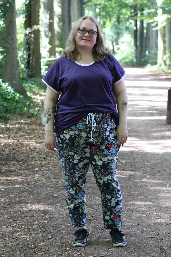 Easy Pants Wardrobe By Me