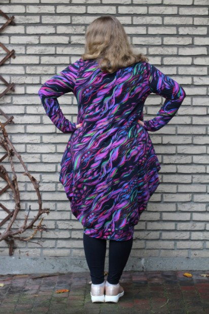 vlecht mevrouw jett december dress george & ginger