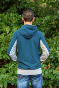 Apollo hoodie Sinclair Patterns